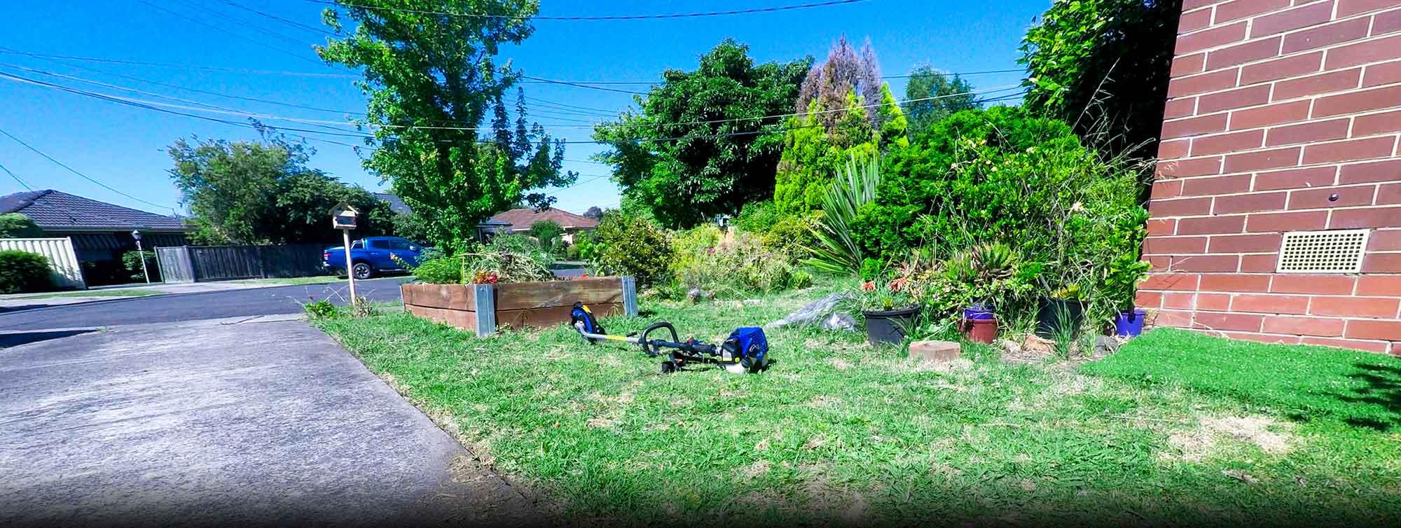 Lawn Edging Service Melbourne