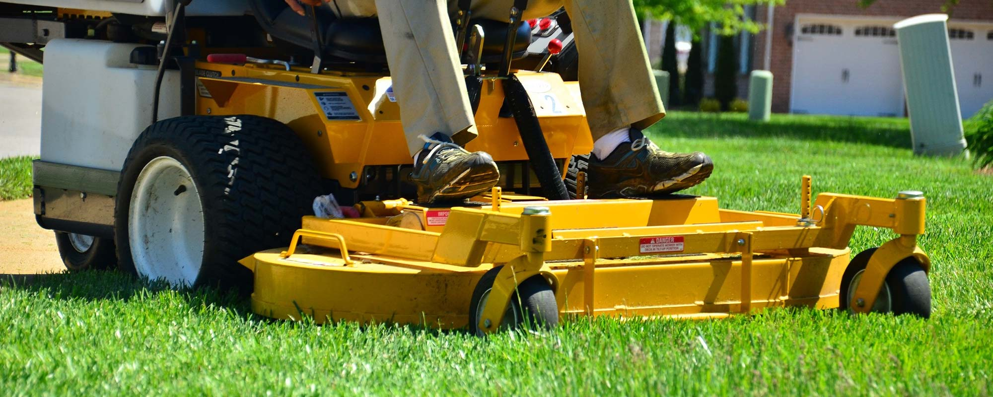 VIP Lawn Mowing Franchise
